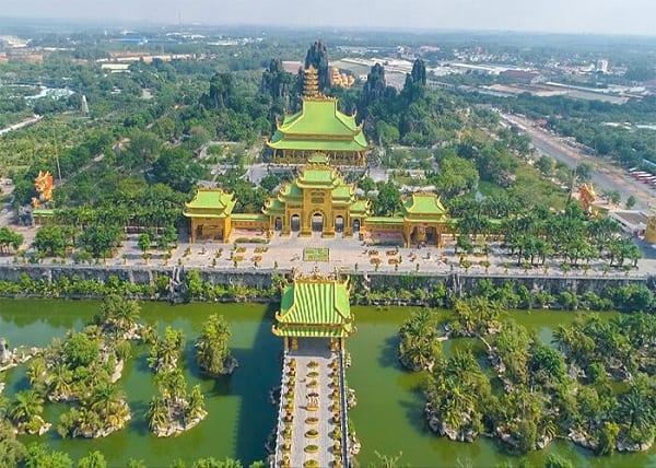 Sài Gòn - Bình Dương