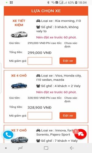 Vato - Taxi giá rẻ